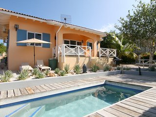 Villa Dushi mit privatem Pool, Curacao