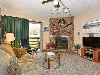 """Alpine Retreat"" is a great location at the base of the Timberline ski lift."