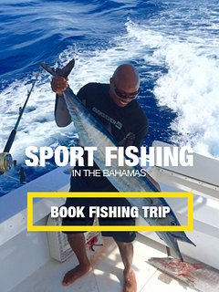 The Bahamas are famous for its fabulous game fishing!