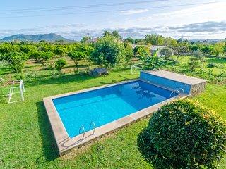 CA LA VERITAT - Villa for 8 people in Inca