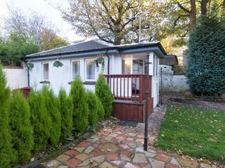 Newly built bungalow.10 minutes from City Centre & Airport.Peaceful surroundings, Glasgow
