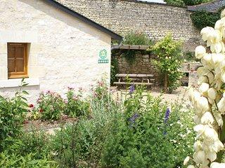 gîte semi-troglodyte situé dans un village viticole de charme près de Saumur., Le Puy-Notre-Dame