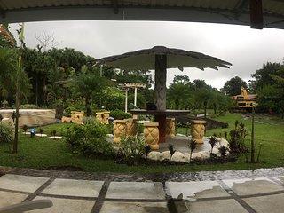 Hostal Quintas de la Region,es un sueño Tropical dentro de un entorno de natural