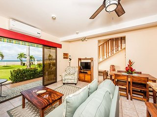 Beach Front 3 Bedroom Condo