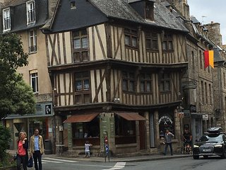 Dinan holiday apartment