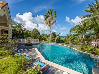 ORIENT VIEW... IRMA Survivor!! 4 BR Villa Overlooking Orient Bay, Perfect For