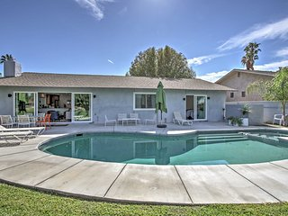NEW! Remodeled 3BR La Quinta Home w/Private Pool!