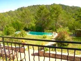 The very spacious Villa La Faverolle