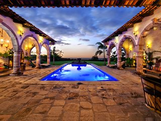 LUXURY HACIENDA - FEATURED ON NEW TRAVEL SHOW, 'A SENSE OF PLACE'