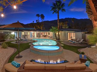 The Retro House, Palm Springs