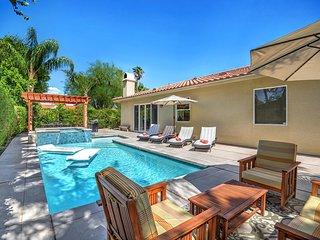 Palm Springs Desert Villa