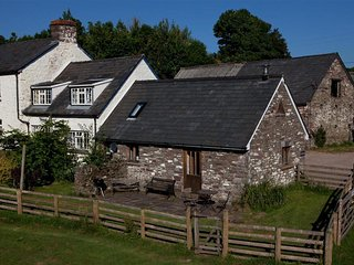 The Old Toolshed (OLDTO), Brecon