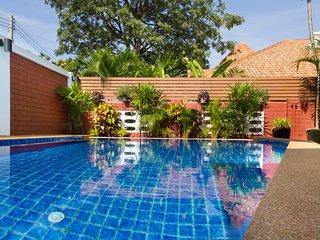 ★★★★★ Villa  Sabai 5 min. to beach, city and walking street