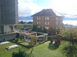 Great 1,5 piece apartment near to lake center city, Lausanne