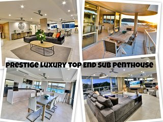 Yacht Harbour 3 Premium, Luxurious, Ultimate Quality 4 Bedroom 4 Bathroom