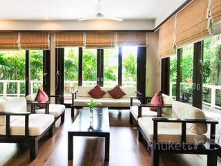 Tasteful 2-Bed Garden Villa in Kata, Kata Beach