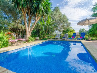 CAN PEP MATO - Villa for 8 people in santa eugenia
