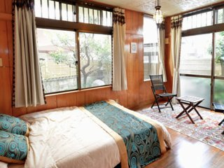 Glorious home 10mins to Airport  & Kokusaidori!, Naha