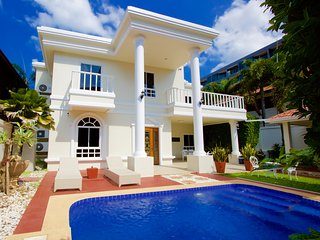 3bdr Sweet Villa Pattaya No.5