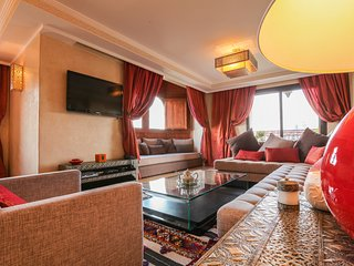 luxury apartment in the heart of marrakech