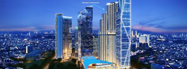 MY CRIB in the Philippines Century City Makati, Philippines