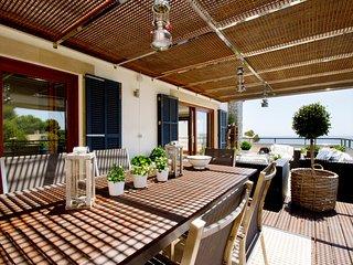 Sea view villa Portals Mallorca