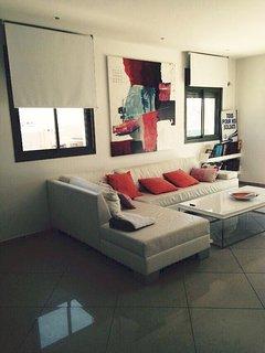 Magnifique penthouse de 120 m² avec piscine privée, Eilat