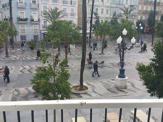 Palacete Andaluz 1ºB Exterior