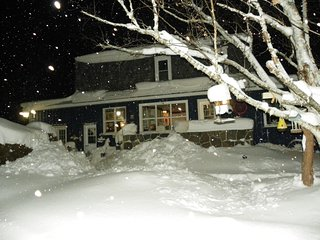 Winter Activities on Georgian Bay!  Ice Fishing, XCountry Skiing, Snowshoing!, Tiny
