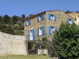 Casa di Muro, ancienne auberge renovee en maison de vacances  pour 9 personnes,