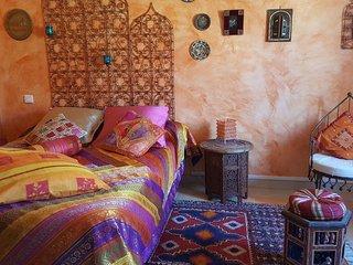 chambre mauresque situee dans la maison de josepha