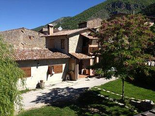 Sotto L' Arco casa vacanze in montagna Barete, L' Aquila, Gran Sasso Laga Park