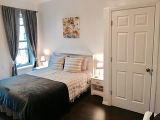 White Prevate Studio-Apartment, New York
