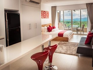 Azur Samui Sea View Condo Studio for Rent (1102)