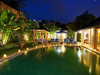 Family Villa Close in Central Seminyak close to Shop and Restaurant