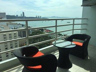 View Talay 6 Pattaya Sea View Condo