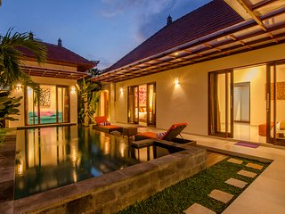Villa Gardenia 2.  Luxurious & Spacious  2 bedroom Private Villa Retreat., Sanur