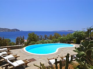 3 bedroom Villa with private pool by the One Mykonos, Mykonos-Stadt