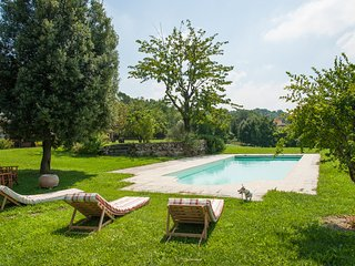 Luxury Villa with private pool in Emilia