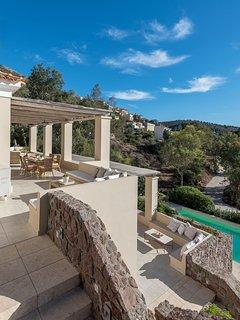 LMG Villas: villa three levels