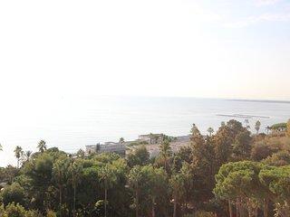 Magnifique appartement avec vue mer panoramique, Golfe-Juan Vallauris