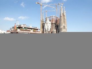 GowithOh - 15238 - Magnificent attic with views over the Sagrada Familia - Barcelona