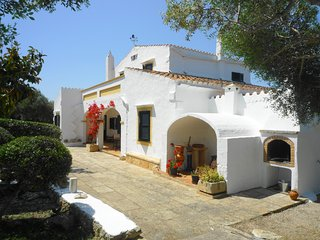 Bonita casa menorquina, 5 dormitorios, WiFi gratis