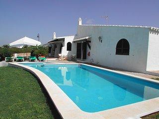 Chalet en Binibeca con piscina privada, WiFi gratis