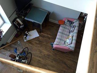 Hip Williamsburg 2 Bedroom, 2 Bathroom, 2 Terrace Apartment w/ Views of NYC, Brooklyn
