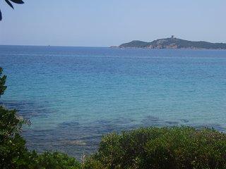 Villa L'Alizee Vue Golfe de Pinarello - 2mn a pied de la plage