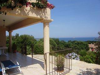 Villa  Vue Golfe de Pinarello - 2mn a pied de la plage