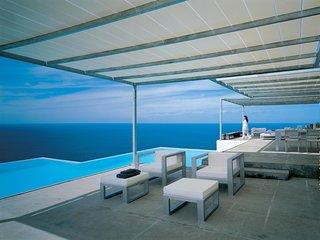 1076 Majestuosa villa con inmejorables vistas al mar Mediterráneo., Port de San Miguel