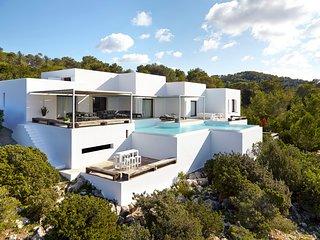 1076 Majestuosa villa con inmejorables vistas al mar Mediterráneo., Port de Sant Miguel