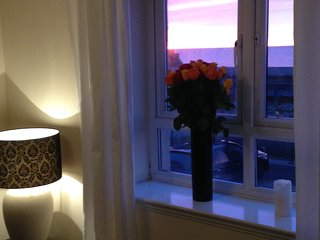 Seafront apartment, Ayr
